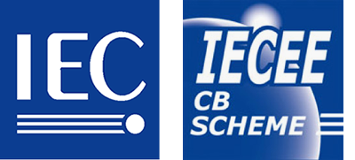 IECEE/CB Scheme Logos